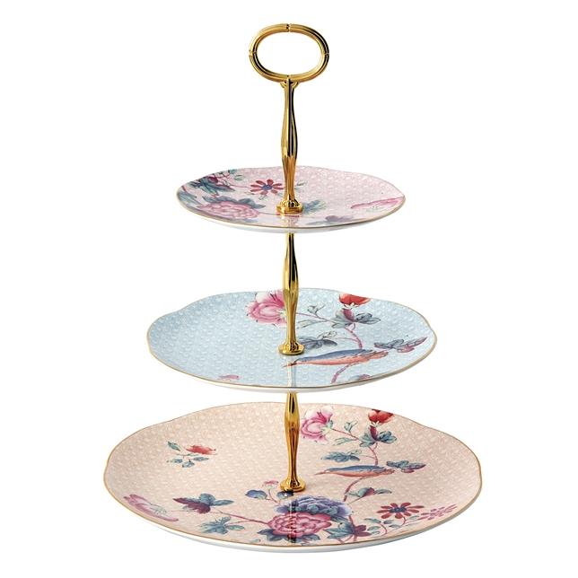 Cuckoo 3 Tier Cake Stand